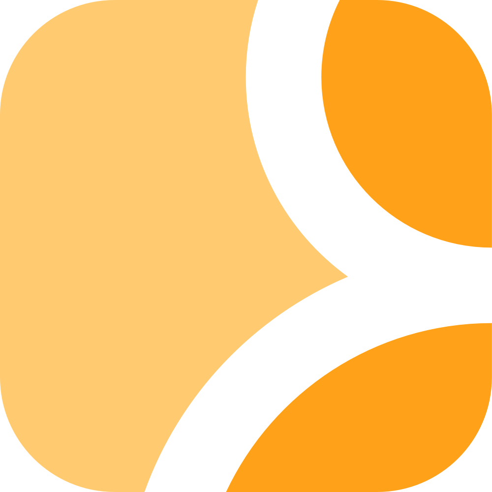 LiveIntent Logo Square Orange PNG